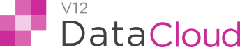 V12 Data Cloud logo