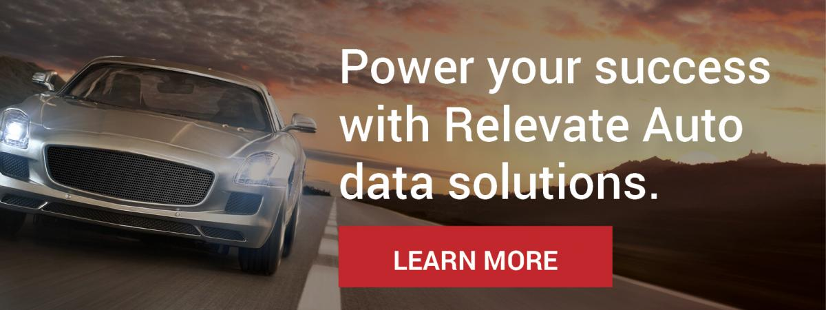 V12 Data's automotive marketing data