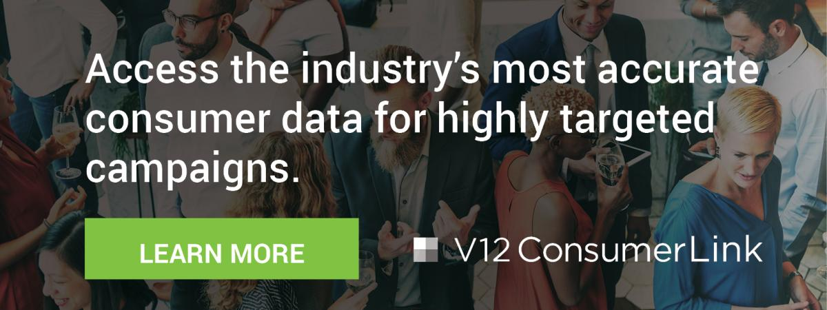 Learn more about V12's marketing data