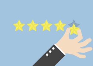 Customer experience review