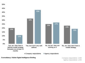 Defined mobile strategy