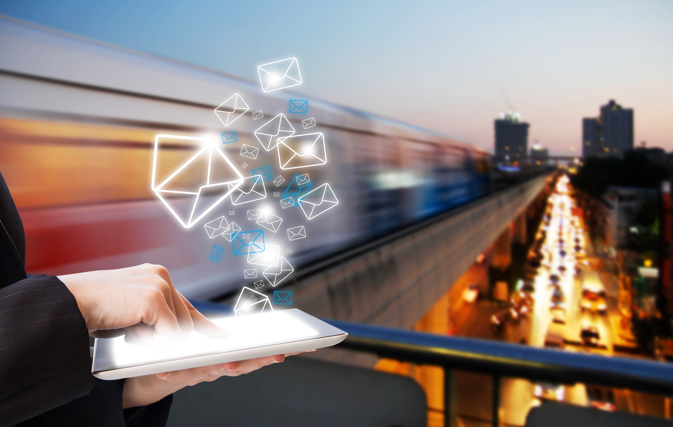 Email marketing append