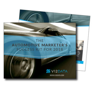 Automotive Marketing Data