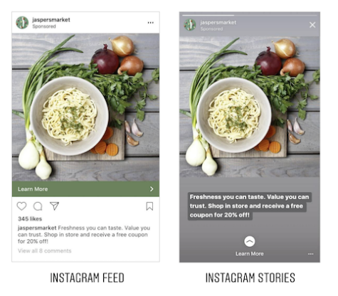 Story Ad Example Instagram