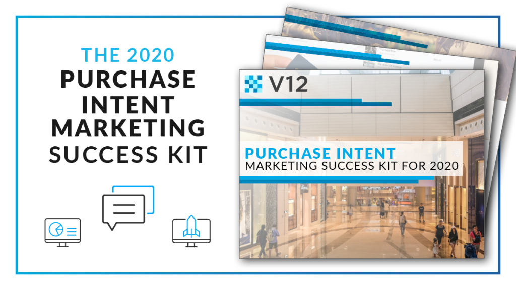 Purchase Intent Marketing 2020