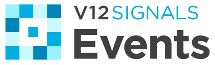 v12 signals events logo