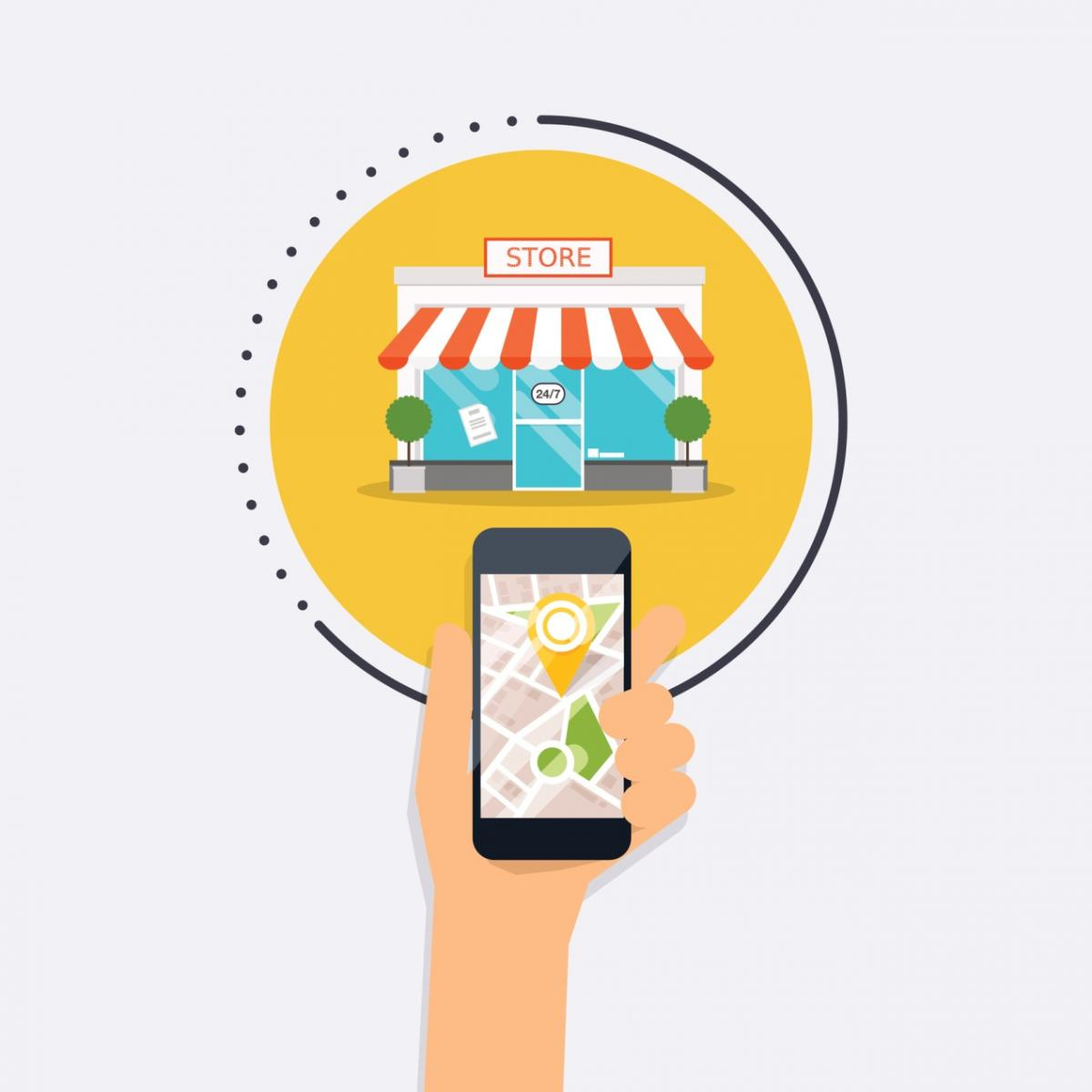 location-based retail marketing